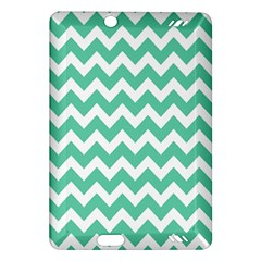 Chevron Pattern Gifts Kindle Fire Hd (2013) Hardshell Case by creativemom