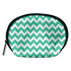 Chevron Pattern Gifts Accessory Pouches (medium)