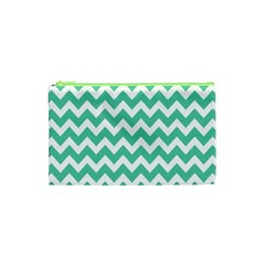 Chevron Pattern Gifts Cosmetic Bag (xs)