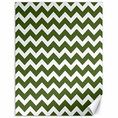 Chevron Pattern Gifts Canvas 18  X 24   by creativemom