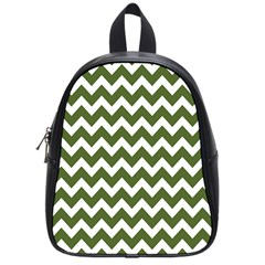 Chevron Pattern Gifts School Bags (small)  by creativemom