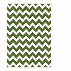 Chevron Pattern Gifts Small Garden Flag (two Sides) by creativemom