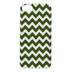 Chevron Pattern Gifts Apple Iphone 5s Hardshell Case by creativemom