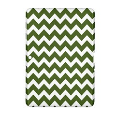Chevron Pattern Gifts Samsung Galaxy Tab 2 (10 1 ) P5100 Hardshell Case  by creativemom