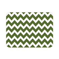 Chevron Pattern Gifts Double Sided Flano Blanket (mini)  by creativemom