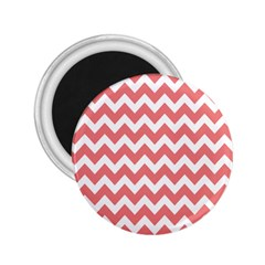 Chevron Pattern Gifts 2 25  Magnets by creativemom