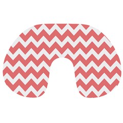 Chevron Pattern Gifts Travel Neck Pillows by creativemom
