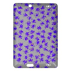 Purple Pattern Kindle Fire Hd (2013) Hardshell Case by JDDesigns