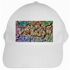 Abstract Background Wall 1 White Cap by Costasonlineshop