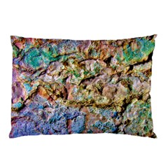 Abstract Background Wall 1 Pillow Cases