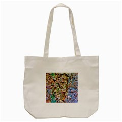 Abstract Background Wallpaper 1 Tote Bag (cream)  by Costasonlineshop