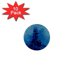 Lost At Sea 1  Mini Magnet (10 Pack)  by timelessartoncanvas