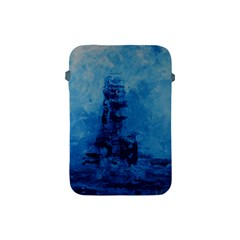 Lost At Sea Apple Ipad Mini Protective Soft Cases by timelessartoncanvas