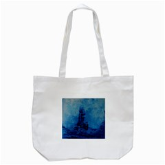 Lost At Sea Tote Bag (white)  by timelessartoncanvas