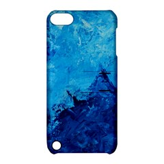 Waves Apple Ipod Touch 5 Hardshell Case With Stand by timelessartoncanvas