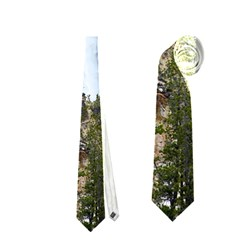 Yellowstone Waterfall Neckties (one Side)