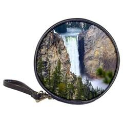 Yellowstone Waterfall Classic 20 Cd Wallets by trendistuff