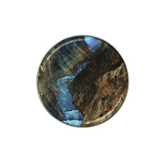 Yellowstone Lower Falls Hat Clip Ball Marker (10 Pack) by trendistuff