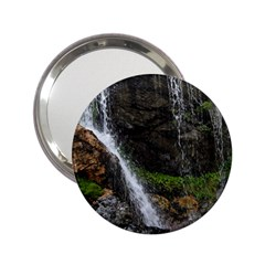 Waterfall 2 25  Handbag Mirrors