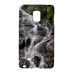 MOUNTAIN WATERFALL Galaxy Note Edge by trendistuff