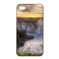 Iguazu Falls Apple Iphone 4/4s Seamless Case (black) by trendistuff