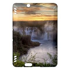 Iguazu Falls Kindle Fire Hdx Hardshell Case by trendistuff
