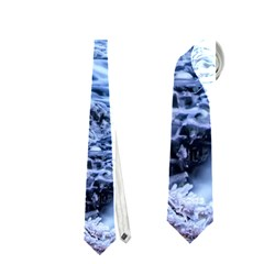 GULLFOSS WATERFALLS 1 Neckties (Two Side)  by trendistuff