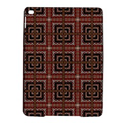 Check Ornate Pattern Ipad Air 2 Hardshell Cases by dflcprints