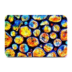 Woodpile Abstract Plate Mats by Costasonlineshop