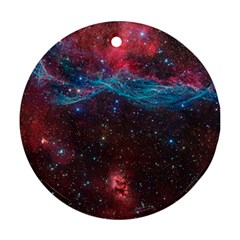 Vela Supernova Ornament (round)