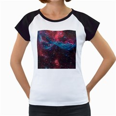 Vela Supernova Women s Cap Sleeve T