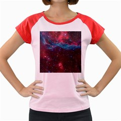 VELA SUPERNOVA Women s Cap Sleeve T-Shirt
