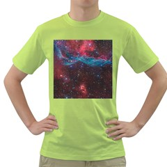 VELA SUPERNOVA Green T-Shirt