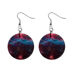 VELA SUPERNOVA Mini Button Earrings