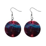 VELA SUPERNOVA Mini Button Earrings Front