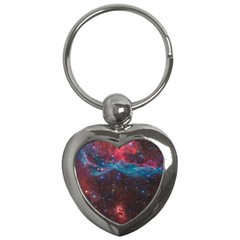 VELA SUPERNOVA Key Chains (Heart)