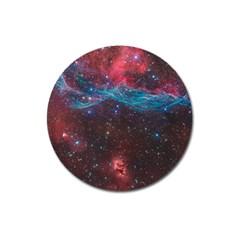 Vela Supernova Magnet 3  (round)