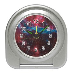 Vela Supernova Travel Alarm Clocks
