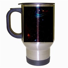 Vela Supernova Travel Mug (silver Gray)