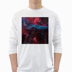 VELA SUPERNOVA White Long Sleeve T-Shirts