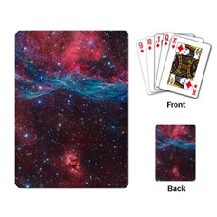 Vela Supernova Playing Card