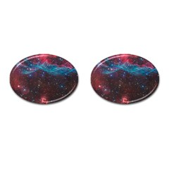 Vela Supernova Cufflinks (oval)