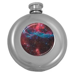 Vela Supernova Round Hip Flask (5 Oz)