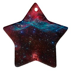 Vela Supernova Star Ornament (two Sides)