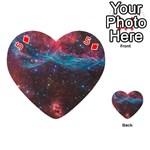 VELA SUPERNOVA Playing Cards 54 (Heart)  Front - Diamond5