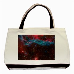 Vela Supernova Basic Tote Bag (two Sides)