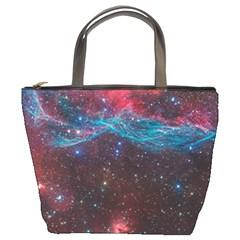 Vela Supernova Bucket Bags