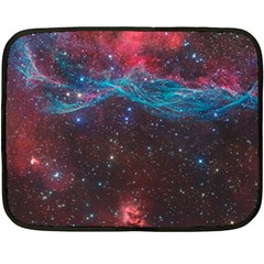 Vela Supernova Double Sided Fleece Blanket (mini)