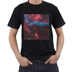 VELA SUPERNOVA Men s T-Shirt (Black)