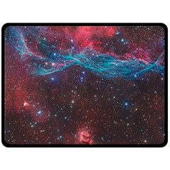 Vela Supernova Fleece Blanket (large)